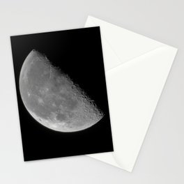 Texas Moon Stationery Cards