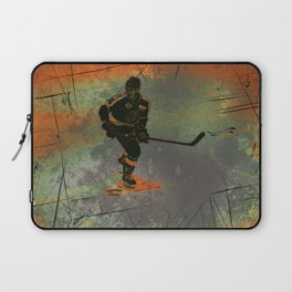 The Game Changer - Ice Hockey Tournament Laptop Sleeve