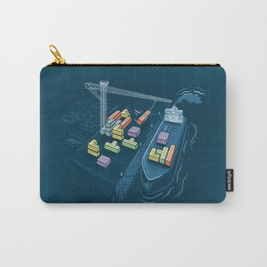 Game Port Carry-All Pouch