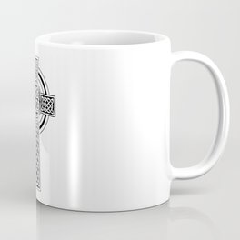 Celtic Knot Cross Tattoo Coffee Mug