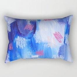 Cat scratch Rectangular Pillow