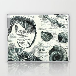 Sketchbook - Fossils Laptop & iPad Skin
