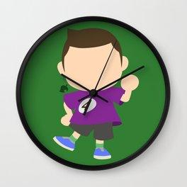 Villager♂#2(Smash)  Wall Clock