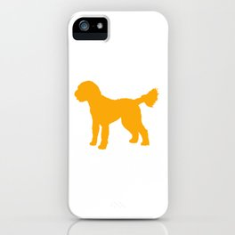 Goldendoodle Doodle iPhone Case