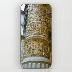 Florentine Pillar iPhone & iPod Skin