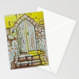 Doorway of Light - Gold Lotus Oracle Series Stationery Cards