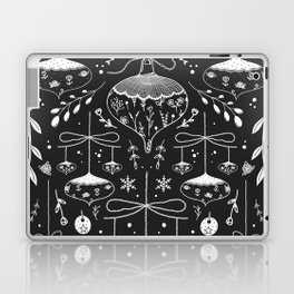Magic Holidays - black Laptop & iPad Skin