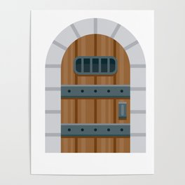 Enter the dungeon Poster