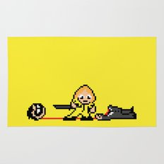 Kill Pixel Bill  Rug