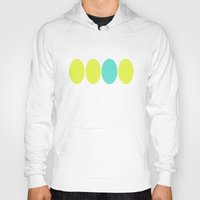 dot Hoodies featuring dot. by Bethany Mallick