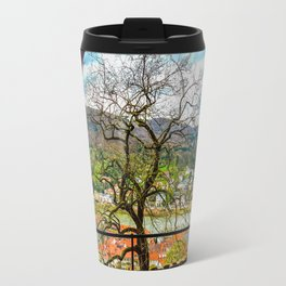 Window to the Tree of Life Travel Mug
