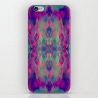 prism iPhone & iPod Skins featuring Prism by Amy Sia