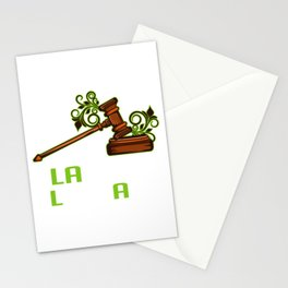 Lousiana Lawyer Lawyer Or Persecutor Gift Stationery Cards