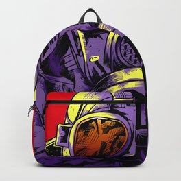Gas Mask 2 Backpack