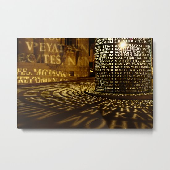 Bibliothecae Metal Print