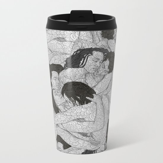 A verse from memory Metal Travel Mug