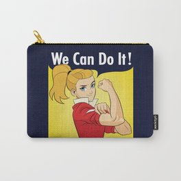 Adora Says We Can Do It Carry-All Pouch