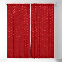 leo zodiac sign pattern dr Blackout Curtain