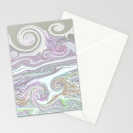 LIGHT MIX Stationery Cards