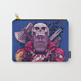 Wild Thanos Carry-All Pouch