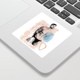 Keegan NOODDOOD remix Sticker