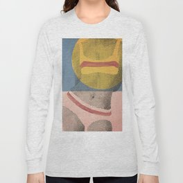 Gerald Laing's Girls 2 Long Sleeve T-shirt
