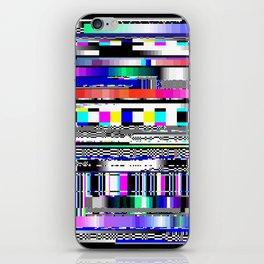 Glitch Ver.1 iPhone Skin
