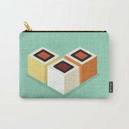 California Cubes Carry-All Pouch