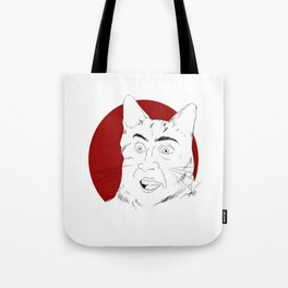 """""""you dont say?"""" Tote Bag"""