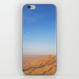 Floating over the Valley of the Kings iPhone Skin