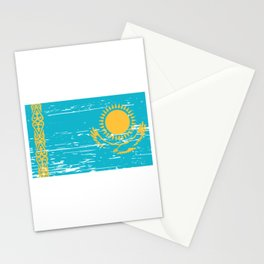 Kazakhstan Gift Idea for Kazakh Stationery Cards