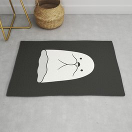 The Horror / Scared Ghost Rug