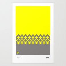 Jacquard 03 Art Print