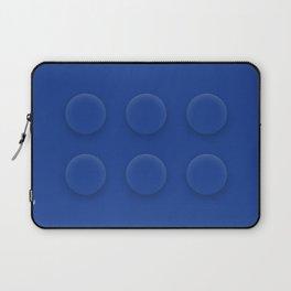 Blue Brick Laptop Sleeve