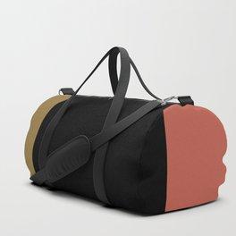 Contemporary Color Block IV Duffle Bag