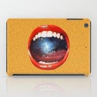 eugenia loli iPad Cases featuring Taste Bud Regrowth by Eugenia Loli