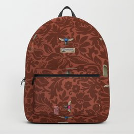 Love Bee Tickets Backpack