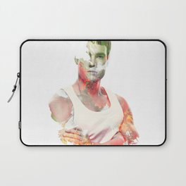 More Play, More Gain Laptop Sleeve