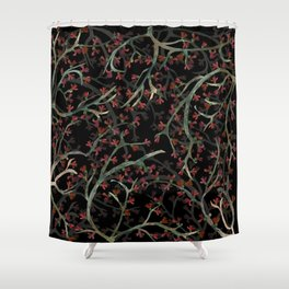 New Shrub Shower Curtain