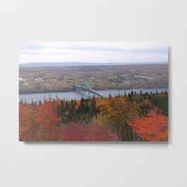 Seal Island - Cape Breton Metal Print