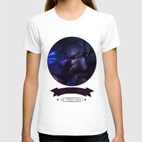 league of legends T-shirts featuring League Of Legends - Elise by TheDrawingDuo