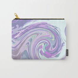 PURPLE MIX Carry-All Pouch