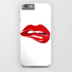 Red Lips iPhone 6s Slim Case