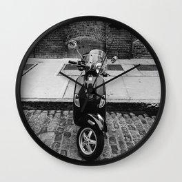 Brooklyn Ride II Wall Clock