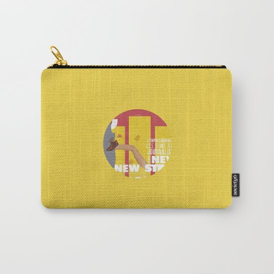 Strippers, Shirts & Shoes  Carry-All Pouch