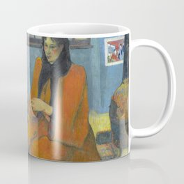 Schuffenecker Family by Paul Gauguin Coffee Mug