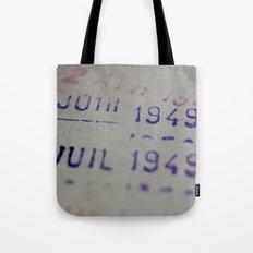 Due date Tote Bag