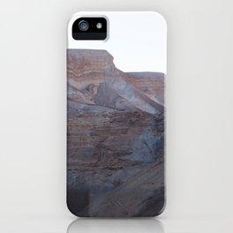 Desert Hills of Israel iPhone Case