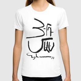 3-rd district   T-shirt