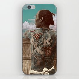 Respite iPhone Skin